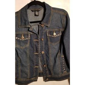 🦕 Super Nice Denim Jacket